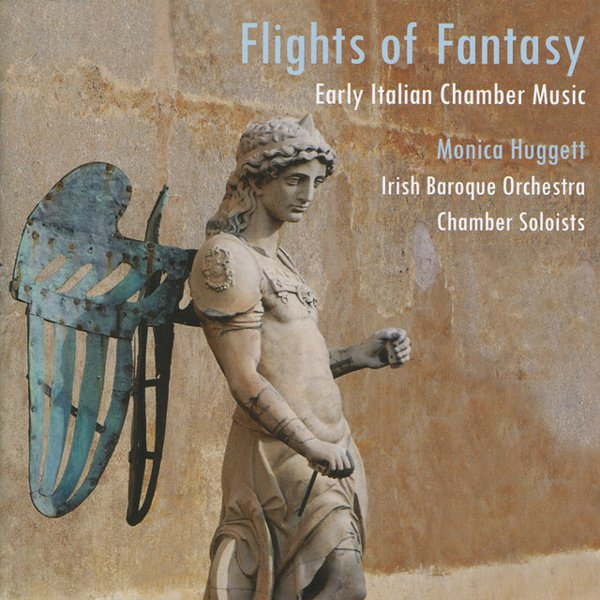 Flights of Fantasy: Early Italian Chamber Music album cover