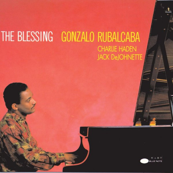 The Blessing album cover