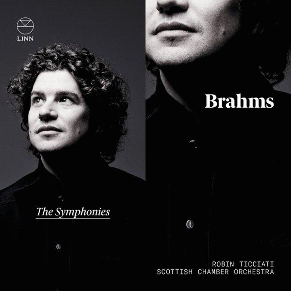 Brahms: The Symphonies album cover
