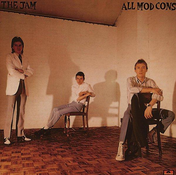 All Mod Cons album cover