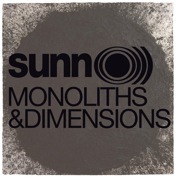 Monoliths & Dimensions album cover