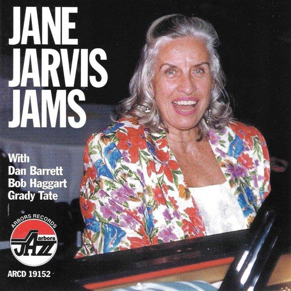 Jane Jarvis Jams album cover