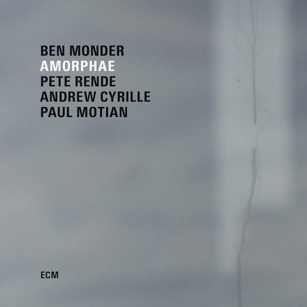 Amorphae album cover