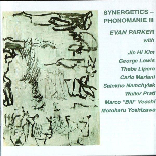 Synergetics: Phonomanie III album cover